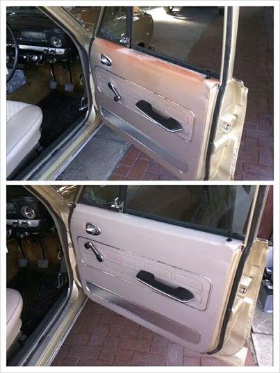 インテリアリペア:自動車ドアの内装を綺麗にしました.jpg