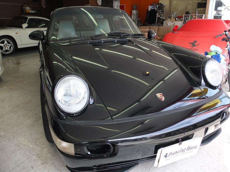 ポルシェ 911(964)オール内装リペア.jpeg